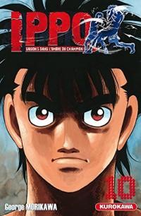 Ippo - saison 5, Dans l'ombre du champion - tome 10 (10)