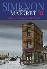 Tout Maigret - Tome 10 - Vol10