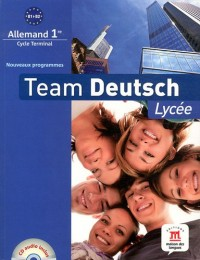 Team Deutsch Premiere + CD Eleve