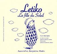 Letiko, la fille du Soleil (LIVRE-CD-BRAILLE)