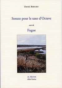 Sonate pour le saxo d'Octave