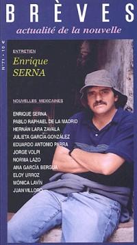 Brèves, N° 71 : Mexique