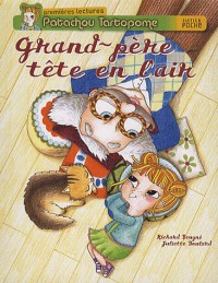 Grand-père tête en l'air