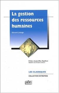 Gestion des ressources humaines : Nouveaux enjeux, nouveaux outils
