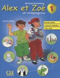 Alex et Zoé et compagnie 1 (1Cédérom)