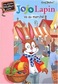 Jojo lapin va au marché
