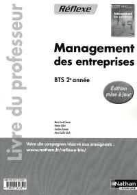 Management des Entreprises Bts Deuxième Annee (Pochette Reflexe) Professeur 2011