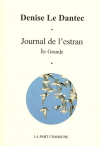 Journal de l estran ile grande