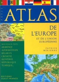 Petit Atlas de l'Europe et de l'Union Européenne