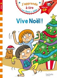 Sami et Julie Vive Noël ! Niveau 1
