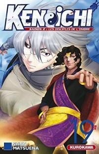 Ken-ichi, saison 2 : Le disciple de l'ombre- tome 19 (19)