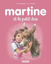 Martine, Tome 31 : Martine et le petit âne