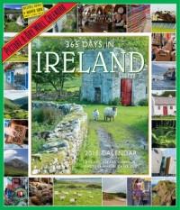 365 Days in Ireland 2015 Calendar