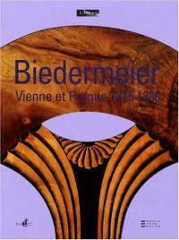 Biedermeier : De l'artisanat au design, Vienne et Prague 1815-1830