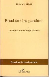 Essai sur les passions