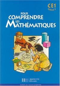 Pour comprendre les mathématiques CE1 : Fichier de l'élève