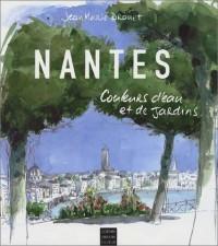 Nantes : Couleurs d'eau et de jardins