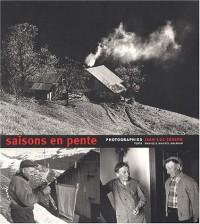 Saisons en pente : Images du Val d'Arly
