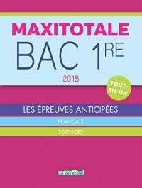 Maxitotale bac 1ere