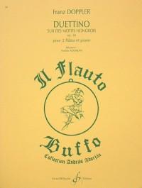 Duettino Hongrois Opus 36