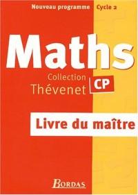 Thévenet : Maths, CP  (Manuel du professeur)