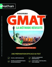 Gmat - Graduate Management Admission Test - (Livre) - 2018