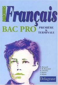 Français, Bac Pro (Manuel)