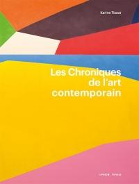 Les chroniques de l'art contemporain