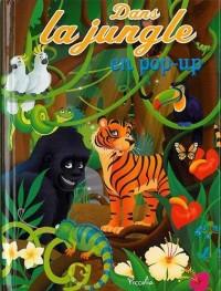 Dans la jungle en pop-up