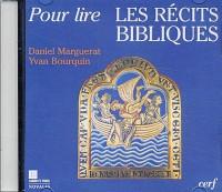 Les récits bibliques : CD-ROM