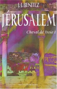 Cheval de Troie, tome 1 : Jérusalem