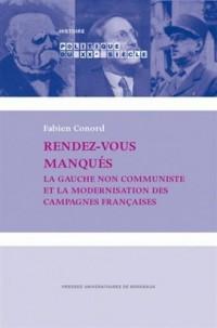 Rendez-vous manqués : La gauche non communiste et la modernisation des campagnes françaises