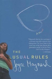 The Usual Rules Maynard, Joyce ( Author ) Feb-18-2004 Paperback