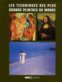 Les techniques des plus grands peintres du monde