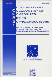 Ccas1 - proceedings of the first conference on the active...