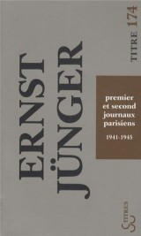 Premier et second journaux parisiens : Journal 1941-1945