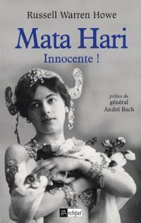 Mata-Hari innocente !