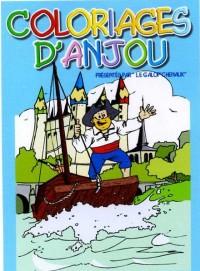 Coloriages d'Anjou