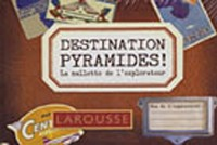 Destination pyramides ! - La malette de l'explorateur