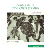Chimere-contes mythologie grecque -1cd 19.50 e