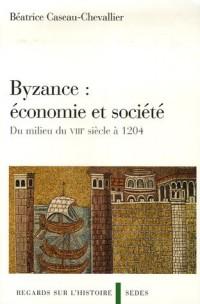 Byzance : économie et société : Du milieu du VIIIe siècle à 1204