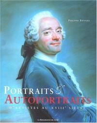 Portraits & autoportraits d'artistes au XVIIIe siècle