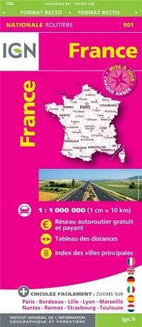 901 FRANCE ROUTES AUTOROUTES