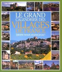 Le grand Calendrier des plus beaux villages de France 2017