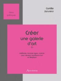 Créer une galerie d'art (2) Belgique
