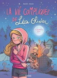 La vie compliquée de Léa Olivier BD T05: Ecureuil rôti