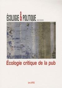 Ecologie Critique de la Pub