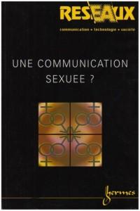 Réseaux, N° 120/2003 : Une communication sexuée ?