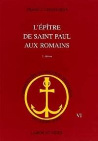 L'Epître de saint Paul aux Romains