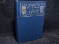Memoirs of William Jennings Bryan
